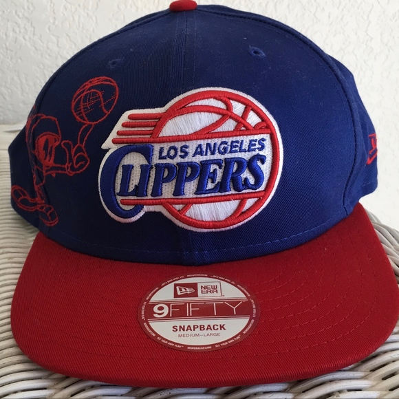 LA Clippers baseball cap w  Marvin the Martian! 3b569ef462
